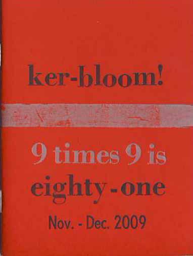 Ker-bloom #81