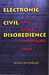 Electronic Civil Disobedience