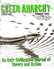 Green Anarchy, #20