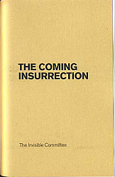 The Coming Insurrection pamphlet
