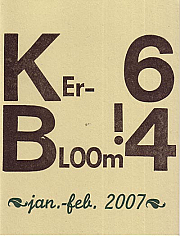 Ker-Bloom #64