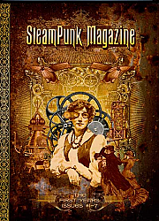 Steampunk Magazine, the first years