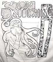 Stop Snitching tee shirt