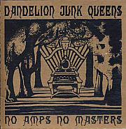 Dandelion Junk Queens tee shirt