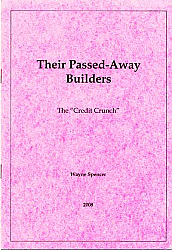 Their Passed-Away Builders