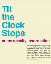 Til the Clock Stops