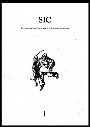 Sic Journal #1