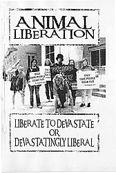 Animal Liberation: Liberate to Devastate or Devastatingly Liberal