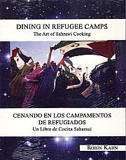 Dining in Refugee Camps/Cenando en los Campamentos de Refugiados