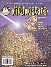 Fifth Estate #368-369 spring summer 2005